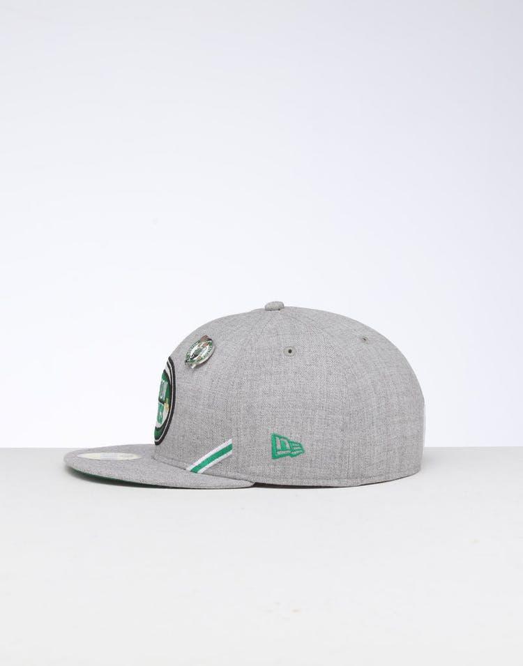 89bee65fba564f New Era | Boston Celtics Cap Green/Gray | NBA Cap | Mens | Sorted ...
