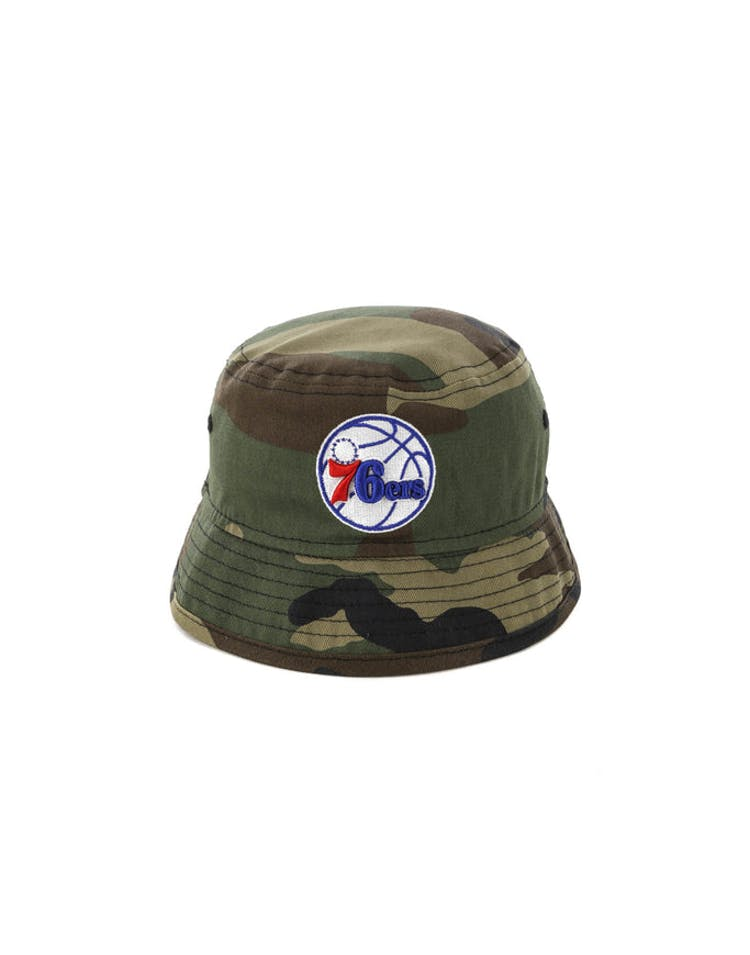 e981fb86 New Era Infant Philadelphia 76ers Bucket Hat Camo – Culture Kings