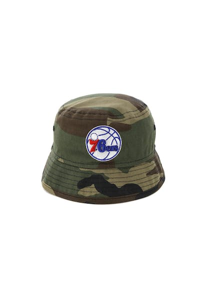 New Era Toddler Philadelphia 76ers Bucket Hat Camo