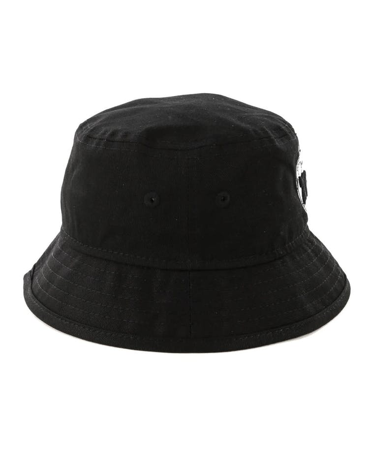 New Era Infant Philadelphia 76ers Bucket Hat Black/White
