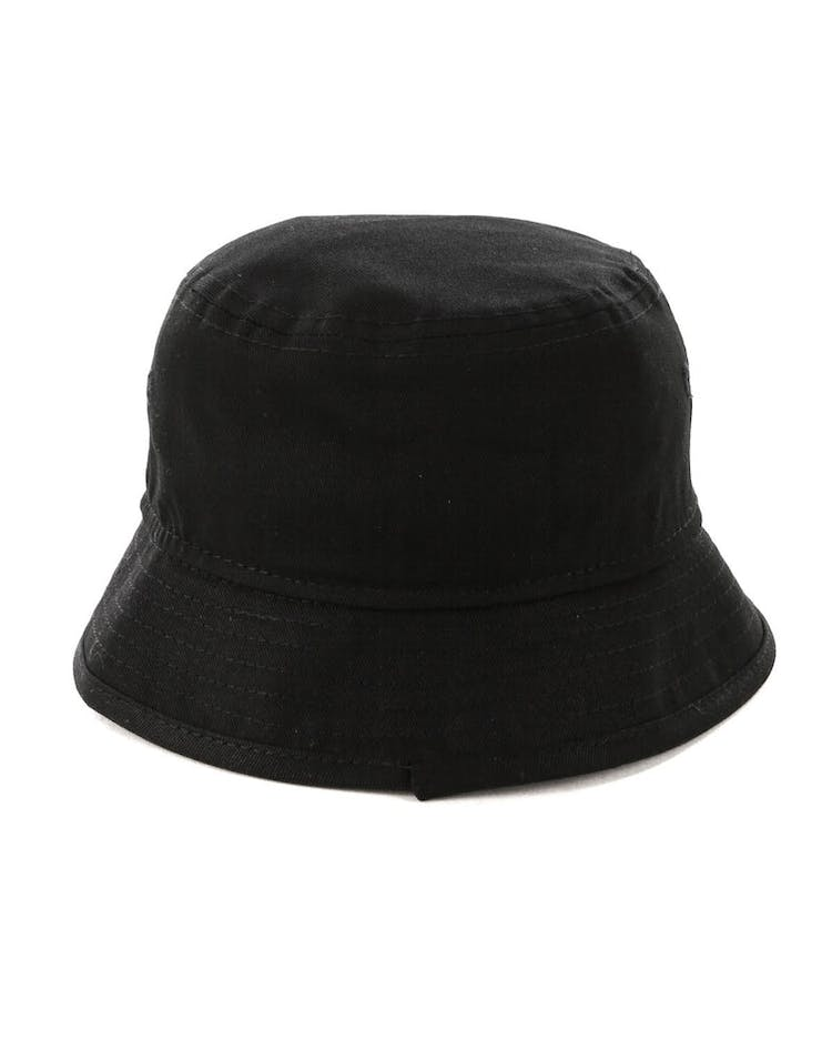 New Era Infant Raiders Bucket Hat Black/White