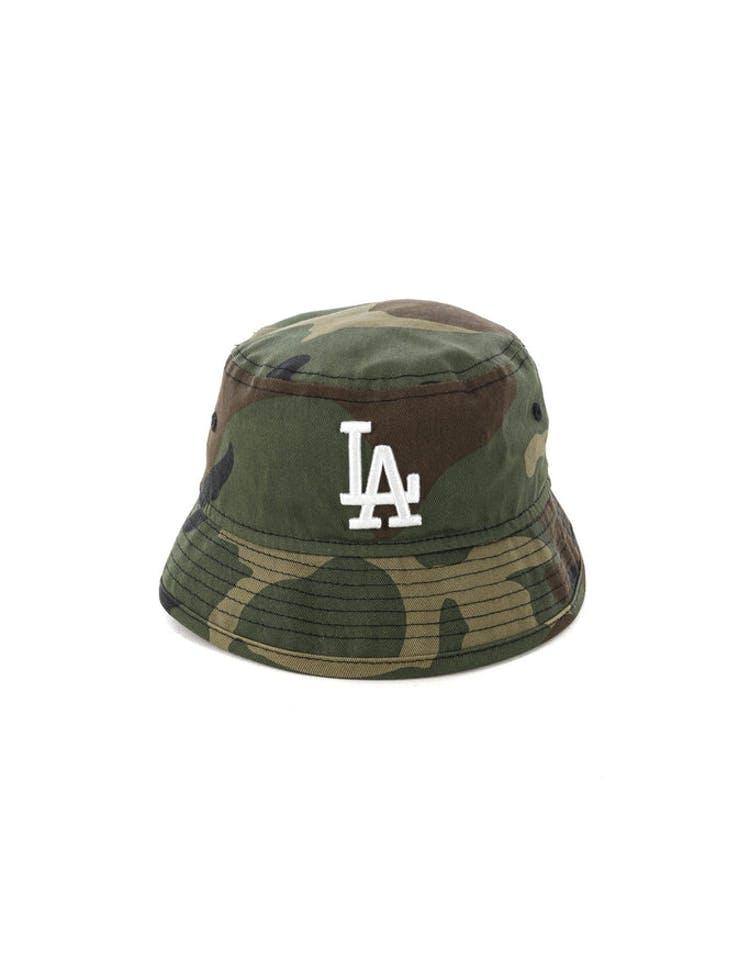 8f82253fec5 New Era Infant Los Angeles Dodgers Bucket Hat Camo – Culture Kings