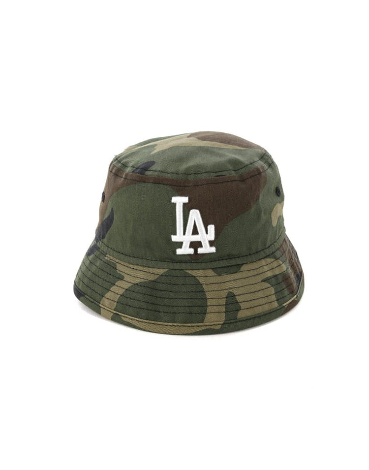 New Era Toddler Los Angeles Dodgers Bucket Hat Camo