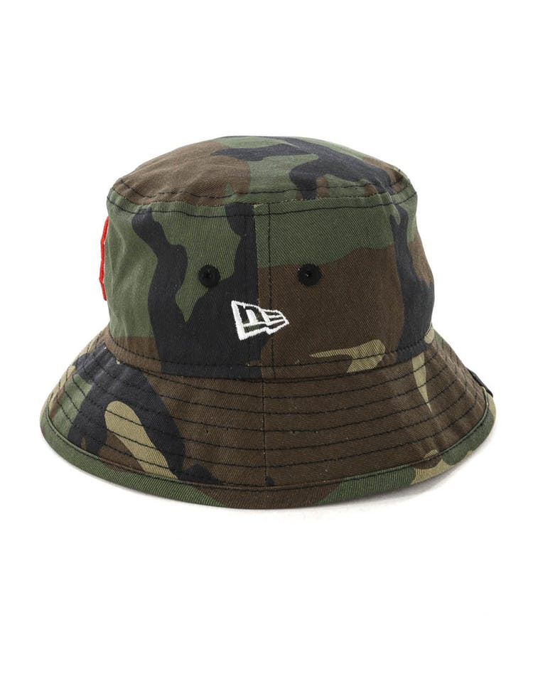 New Era Infant Boston Red Sox Bucket Hat Camo