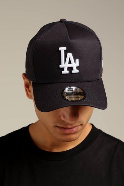 New Era Los Angeles Dodgers K-Frame Snapback Navy White 63a066b6e2ed