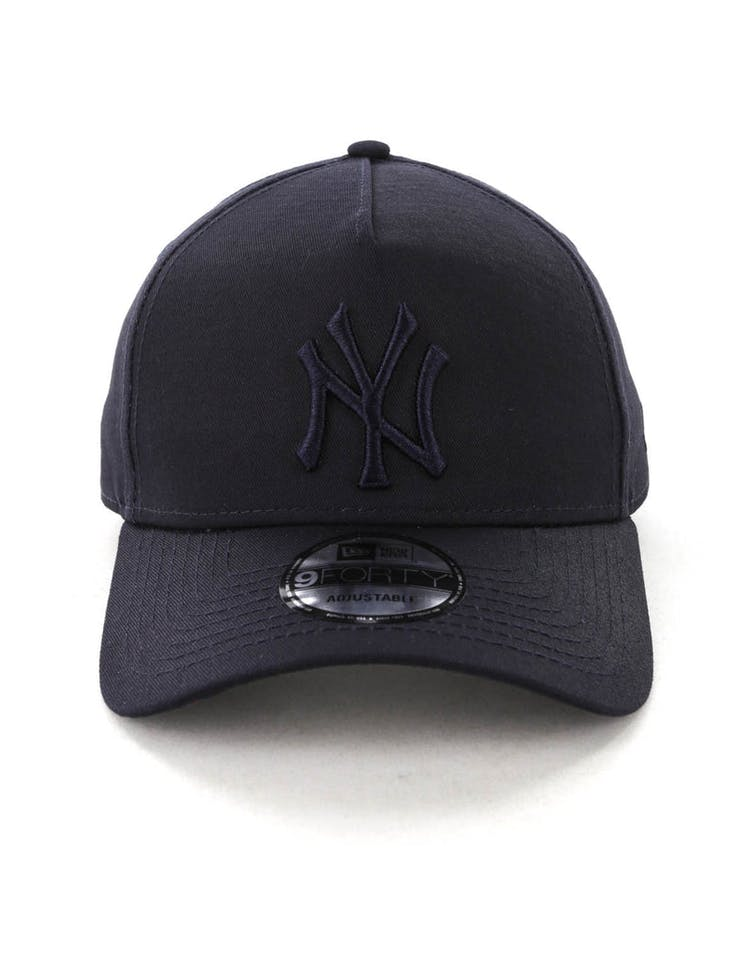 e41a178e0 New Era New York Yankees 9FORTY A-Frame Snapback Navy/Tartan ...