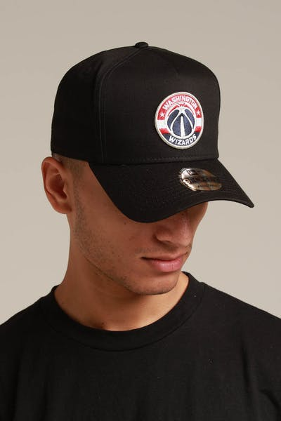 New Era Washington Wizards 9FORTY K-Frame Snapback Black/OTC