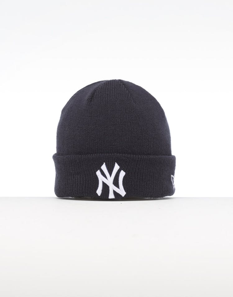6fa7e910e New Era Infant New York Yankees 6 Dart Cuff Beanie Navy/White