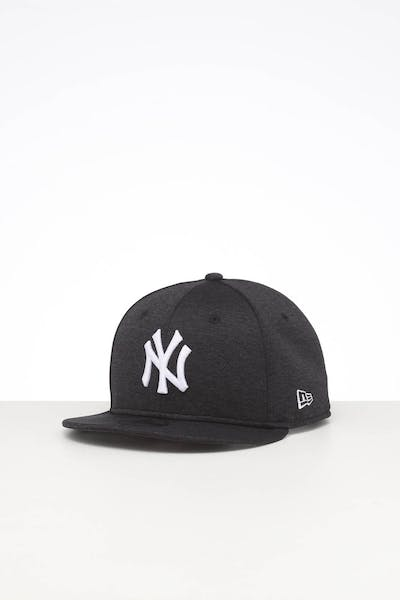 New Era Kids New York Yankees 9FIFTY Original Fit Snapback Navy Shadow Tech