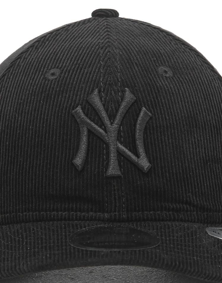 0cdd73b6 New Era New York Yankees 9FIFTY Retro Crown Corduroy Snapback Black