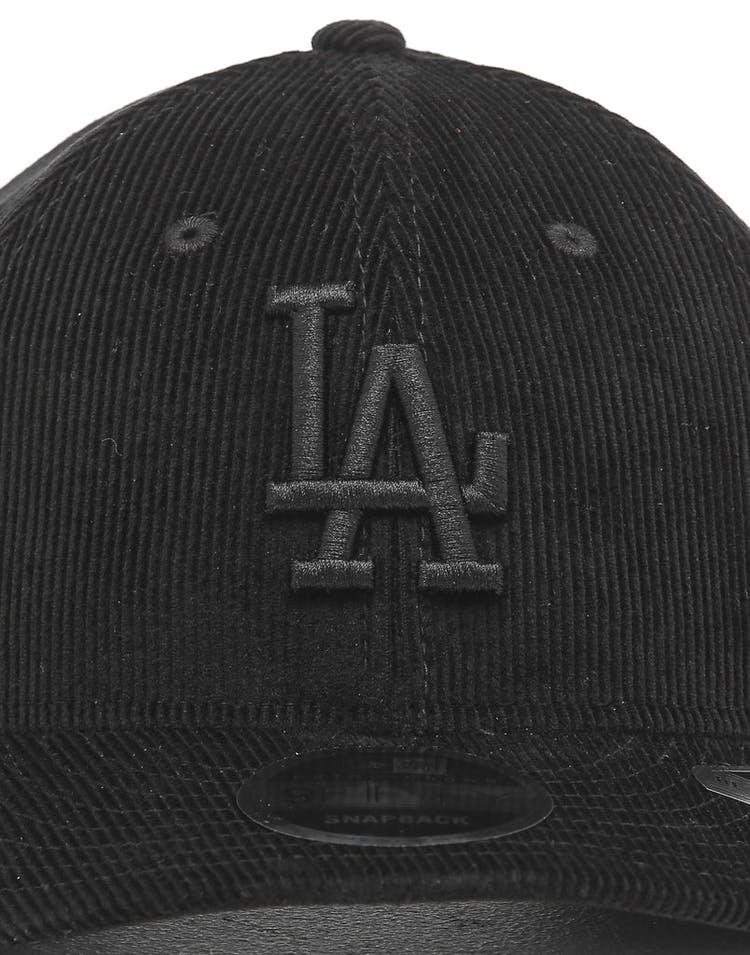 c6998c13 New Era Los Angeles Dodgers 9FIFTY Retro Crown Corduroy Snapback Black