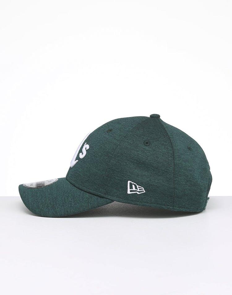 26484976c New Era Oakland Athletics 9FORTY Pip Pop Snapback Dark Green Marle