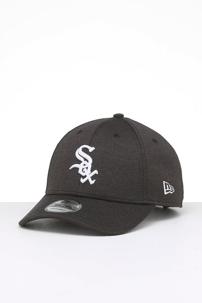 New Era Chicago White Sox 9FORTY Pip Pop Snapback Black Marle