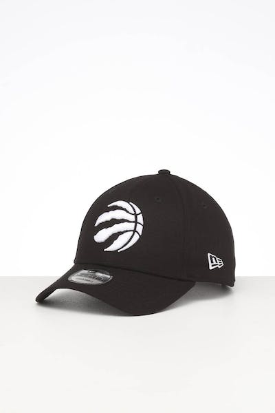 New Era Toronto Raptors 9FORTY POP Cloth Strapback Black