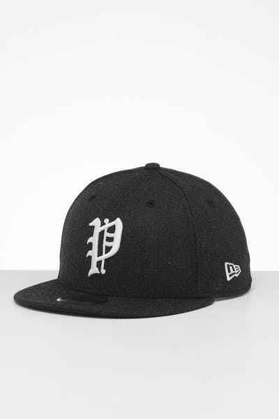 New Era Philadelphia Phillies 9FIFTY Snapback Black Heather