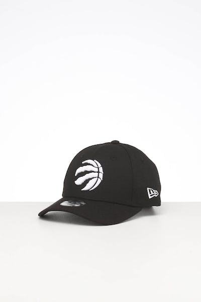 New Era Kids Toronto Raptors 9FORTY POP Hook & Loop Black