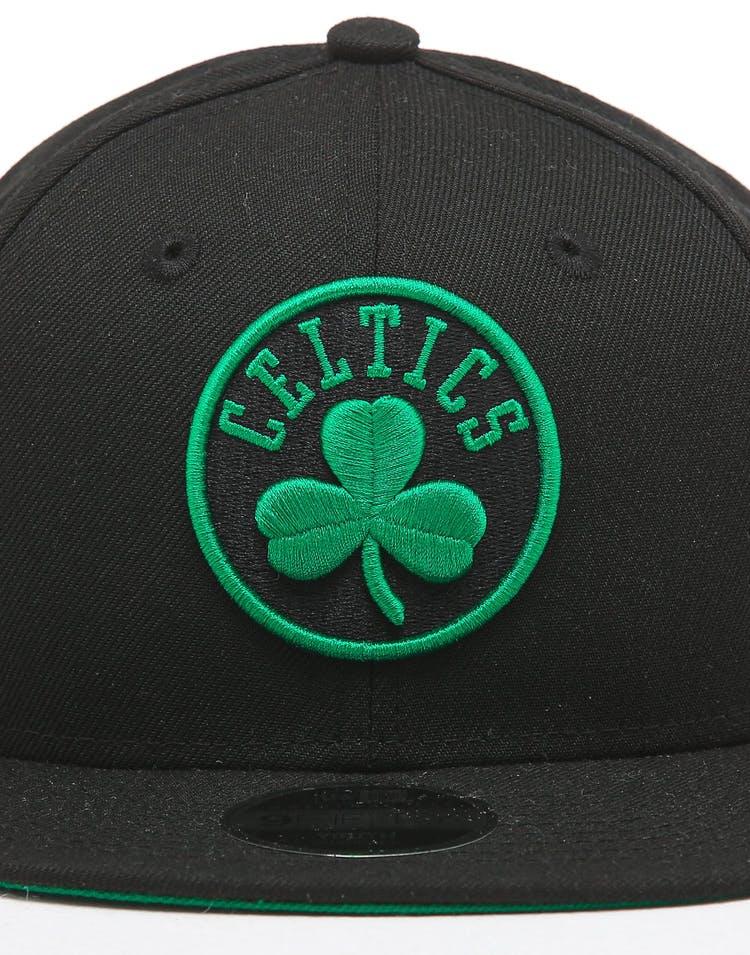 limited guantity outlet on sale exclusive deals New Era Kids Boston Celtics 9FIFTY POP Snapback Black/OTC ...