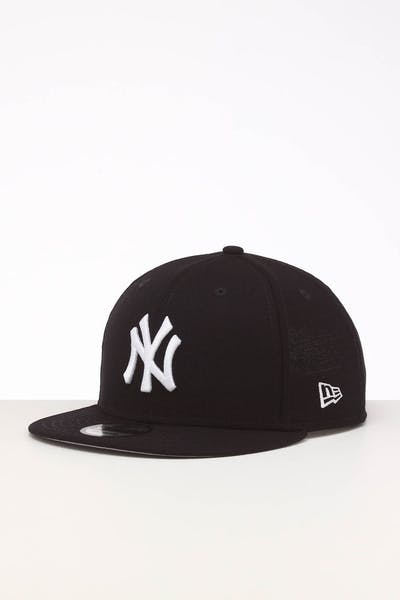new product 0a9d1 01c1d New Era New York Yankees 9FIFTY SWAROVSKI  99 Snapback ...