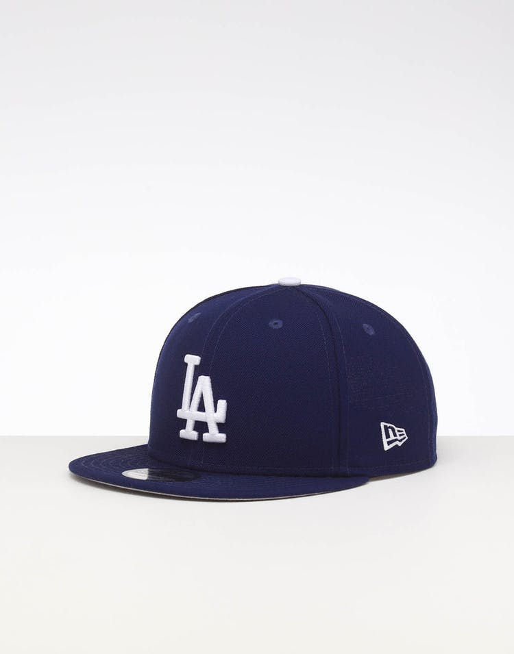 bb454e17 New Era Los Angeles Dodgers 9FIFTY SWAROVSKI '88 Snapback Dark Royal