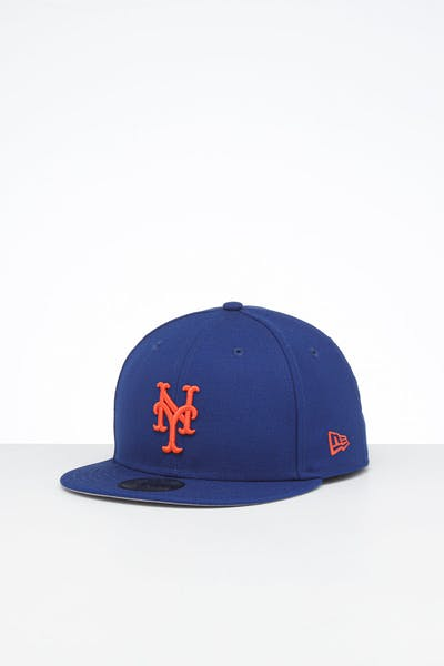 New Era X Swarovski New York Mets 59FIFTY '86 59FIFTY Fitted Royal