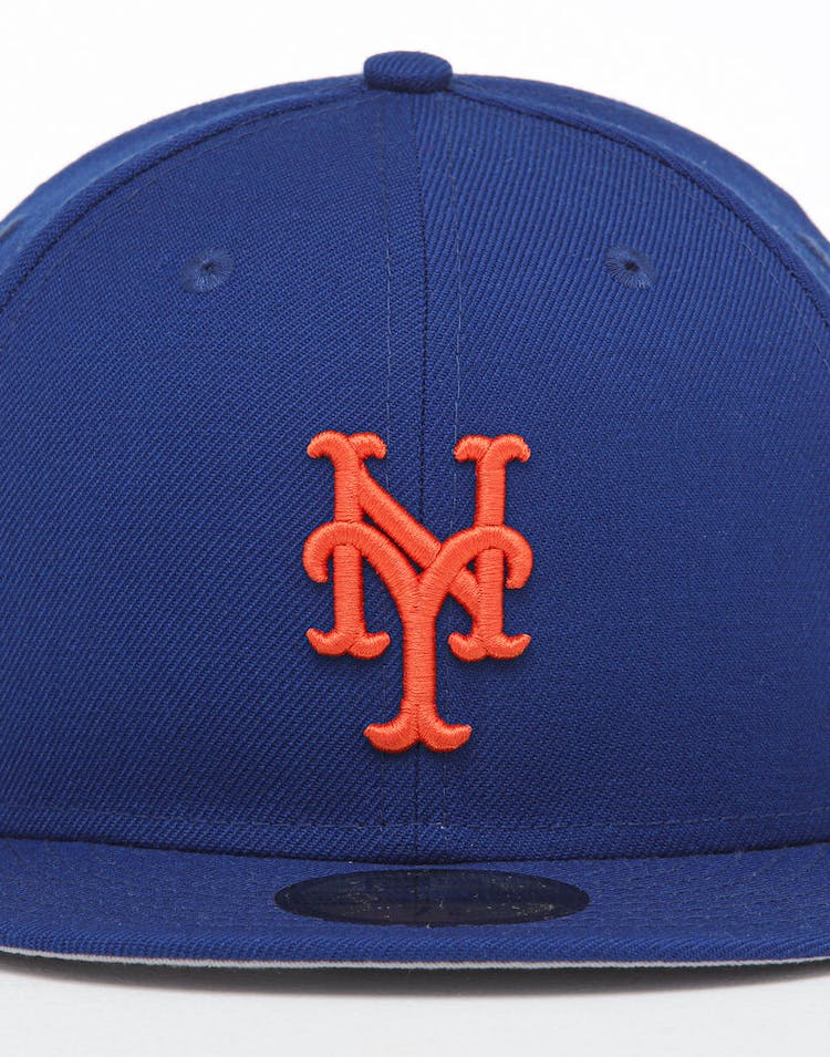 c120fcb24 New Era X Swarovski New York Mets 59FIFTY '86 59FIFTY Fitted Royal