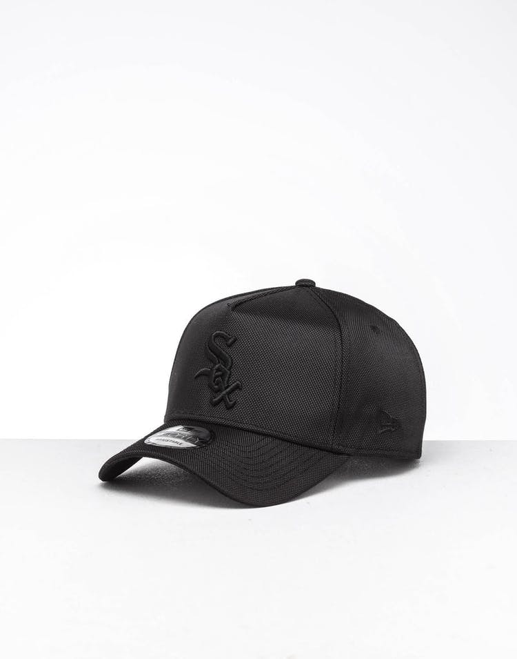 buy online fe7d4 bd1ce New Era Chicago White Sox 9FORTY A-Frame Snapback Ballistic Nylon – Culture  Kings