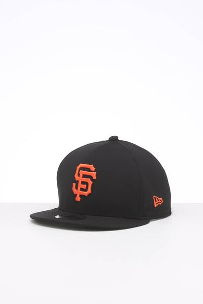 NEW ERA SAN FRANCISCO GIANTS 9FIFTY GORE-TEX SNAPBACK BLACK/OTC