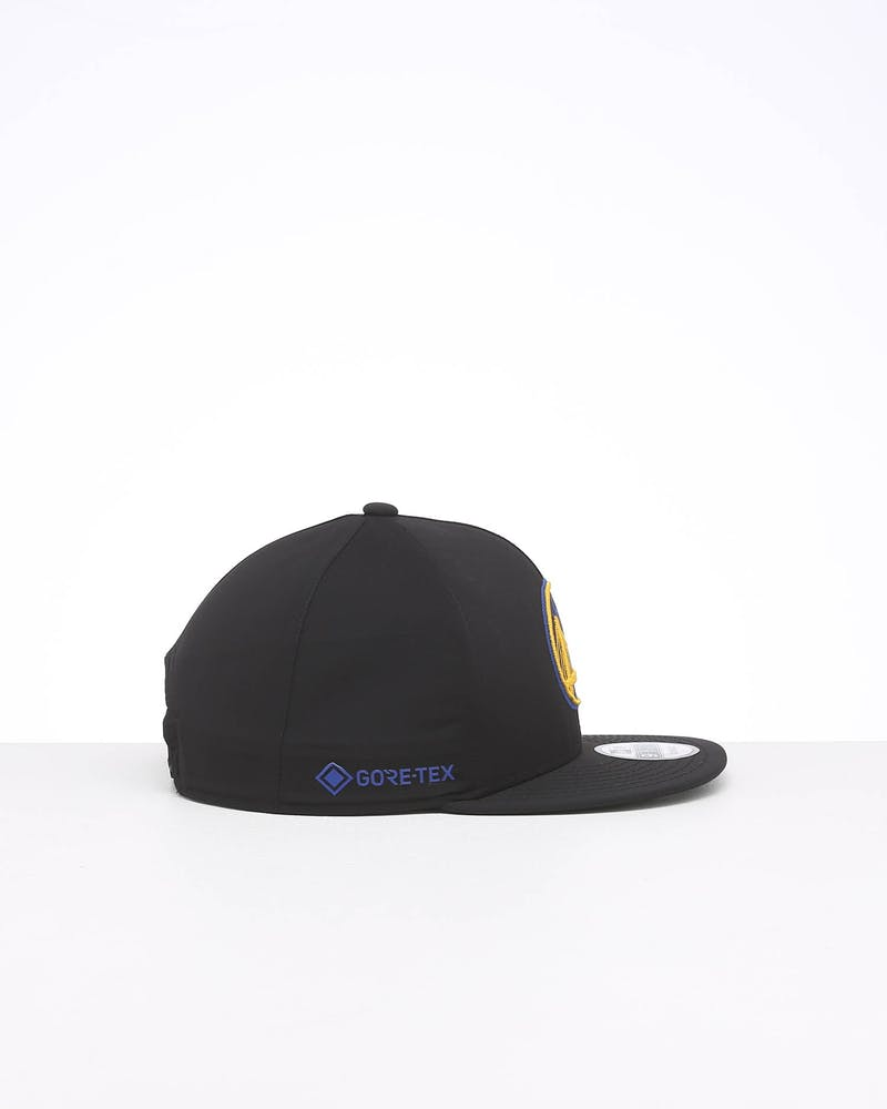 NEW ERA GOLDEN STATE WARRIORS 9FIFTY GORE-TEX SNAPBACK BLACK/OTC