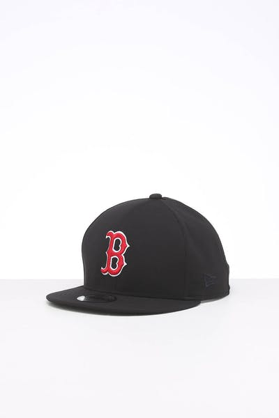 NEW ERA BOSTON RED SOX 9FIFTY GORE-TEX SNAPBACK BLACK/OTC