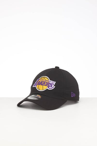 NEW ERA LOS ANGELES LAKERS 9TWENTY GORE-TEX STRAPBACK BLACK/OTC