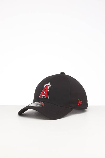 NEW ERA LOS ANGELES ANGELS 9TWENTY GORE-TEX STRAPBACK BLACK/OTC