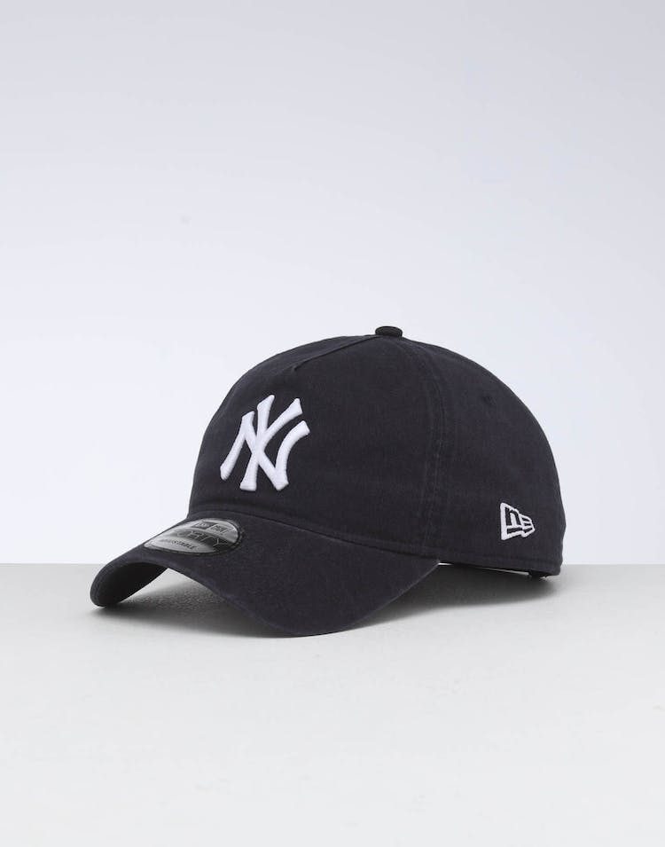 ca172838 New Era New York Yankees 9FORTY A-Frame Unstructured Snapback Washed N –  Culture Kings