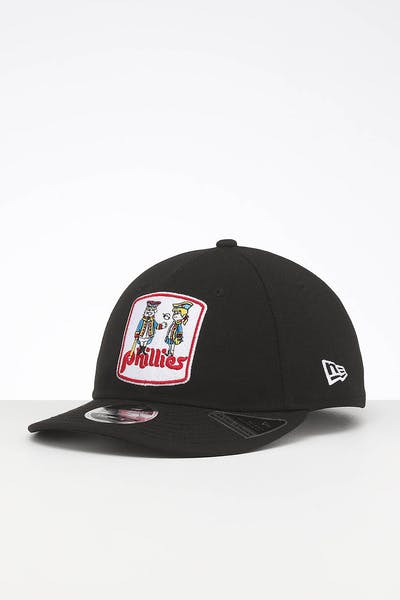 New Era Philadelphia Phillies 9FIFTY Retro Crown Snapback Black