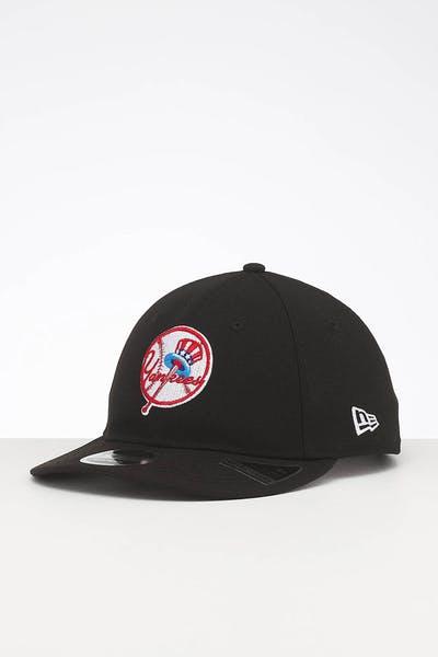 7f4f5cda New Era New York Yankees 9FIFTY Retro Crown Snapback Black ...