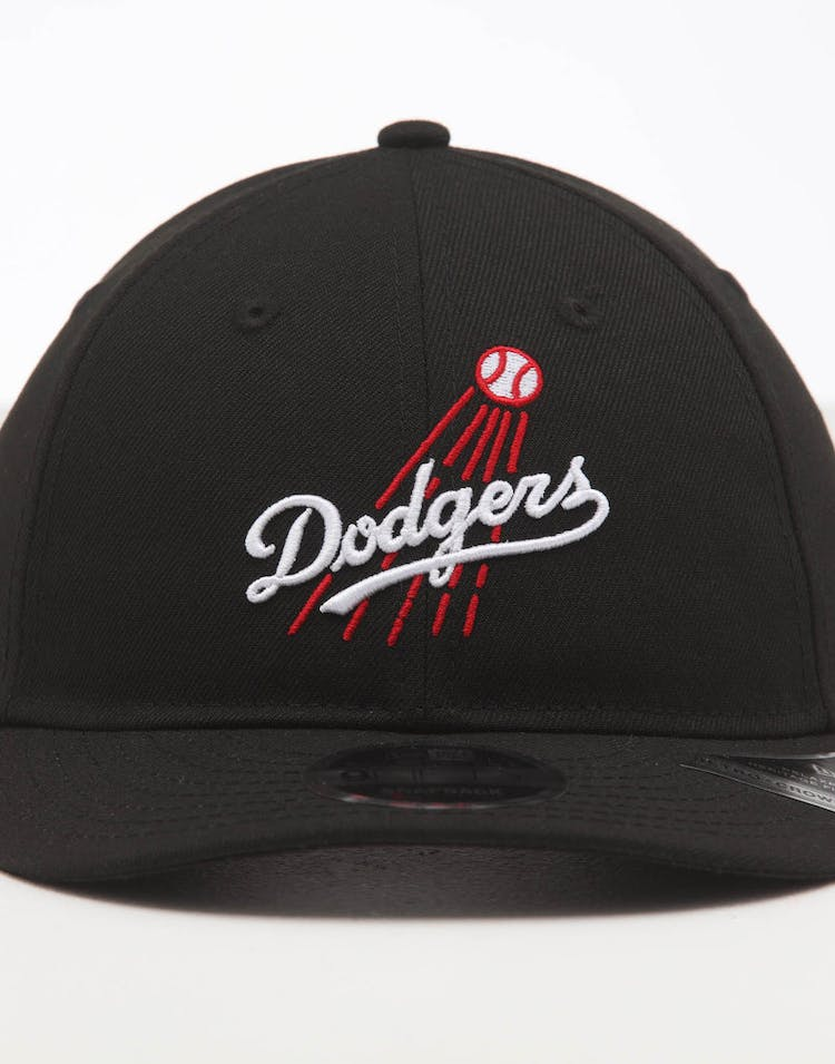 632dda92 New Era Los Angeles Dodgers 9FIFTY Retro Crown Snapback Black