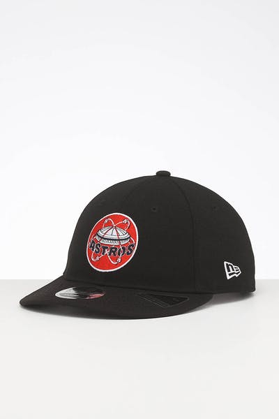 New Era Houston Astros 9FIFTY Retro Crown Snapback Black