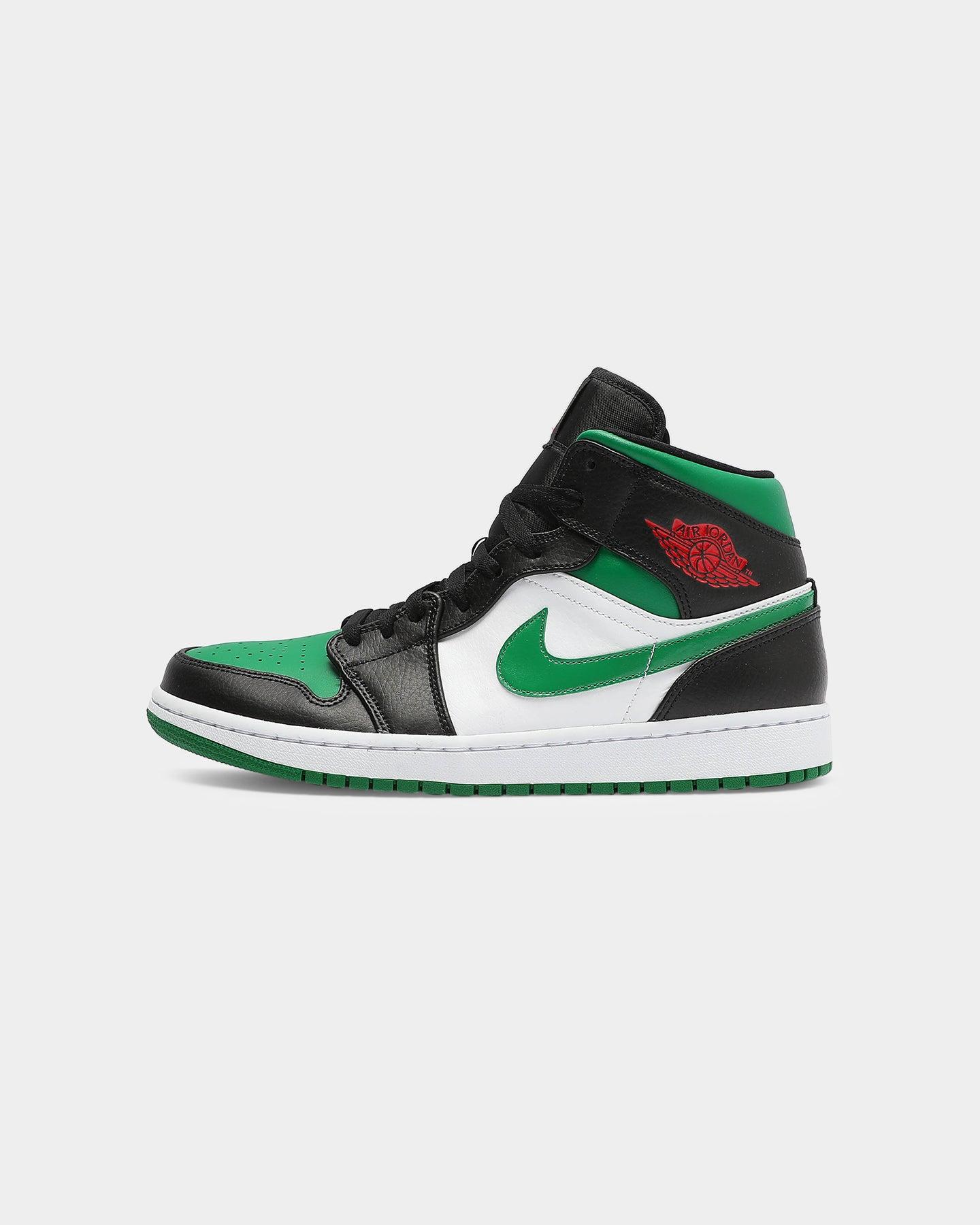Jordan Air Jordan 1 Mid Black/Green