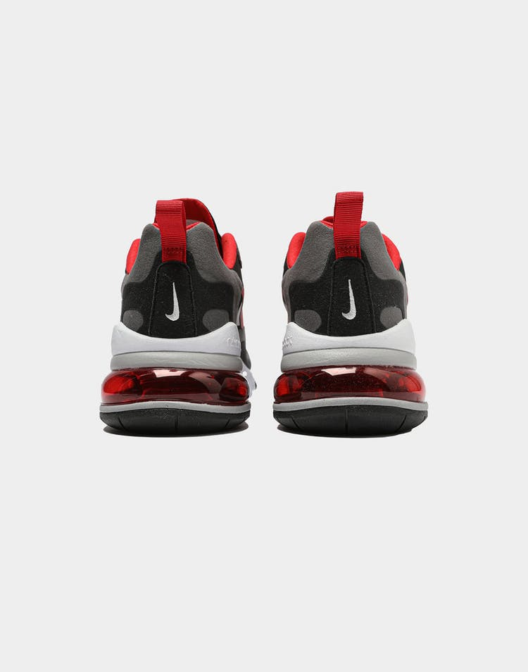 designer fashion lowest price hot sales Nike Air Max 270 React Black/Red/White – Culture Kings