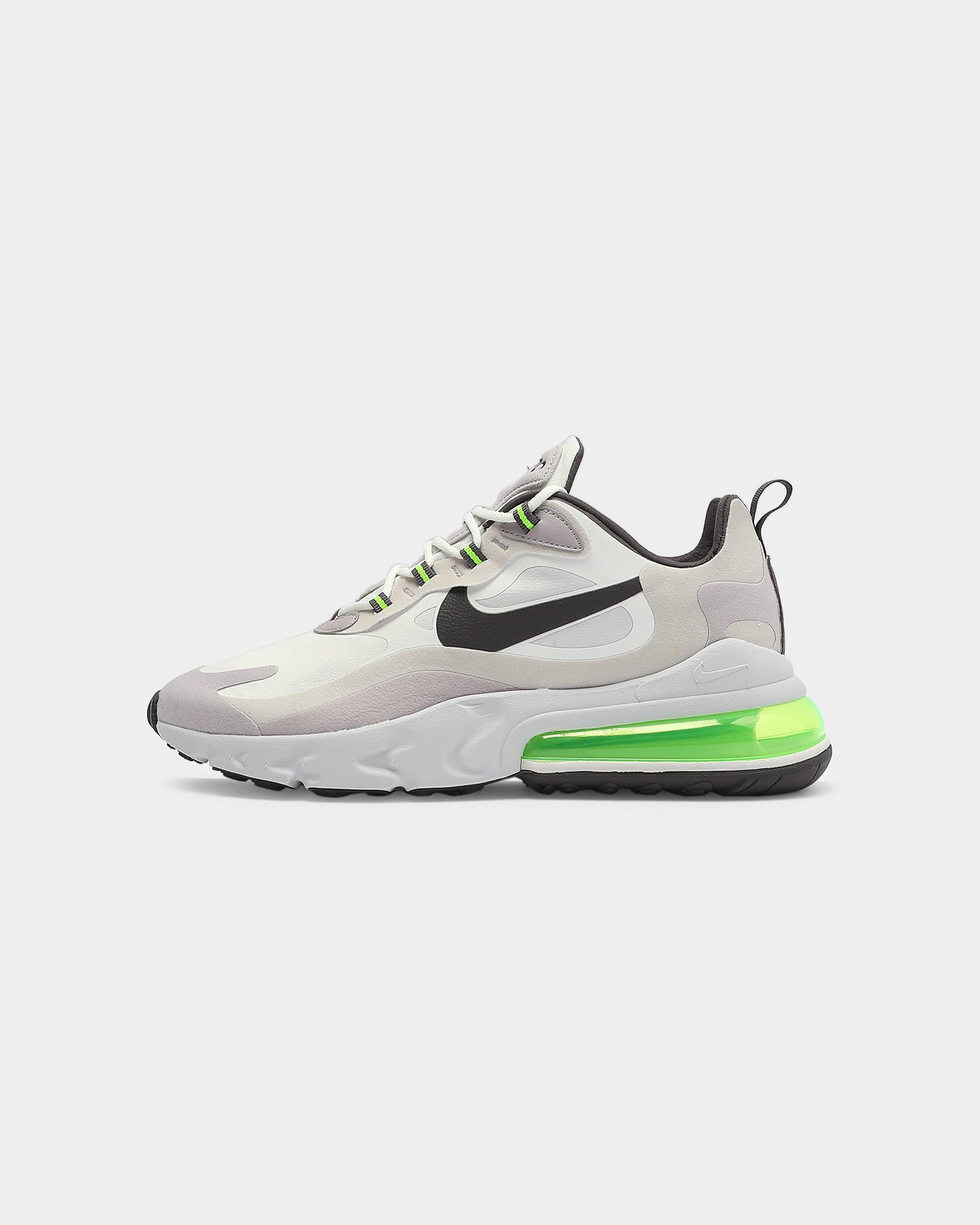 Nike Air Max 270 React WhiteGreenGreen