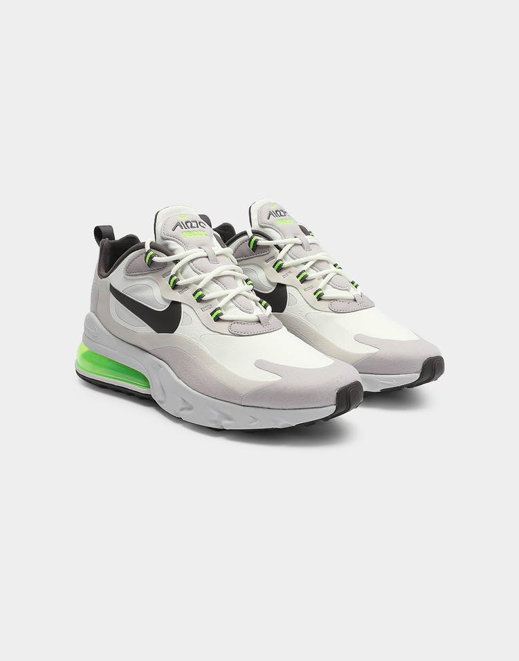 clearance sale save up to 80% so cheap Nike Air Max 270 React White/Green/Green | Culture Kings