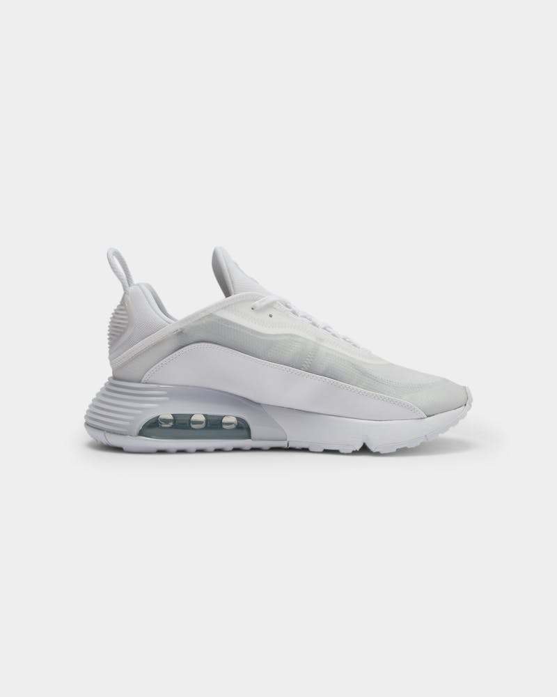 Nike Men's Air Max 2090 White/White/Grey