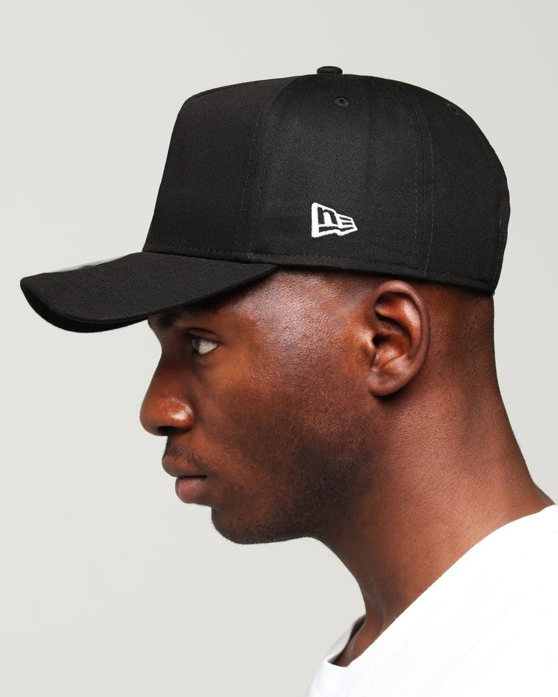 New Era Sacramento Kings 9FORTY K-Frame Snapback Black/White