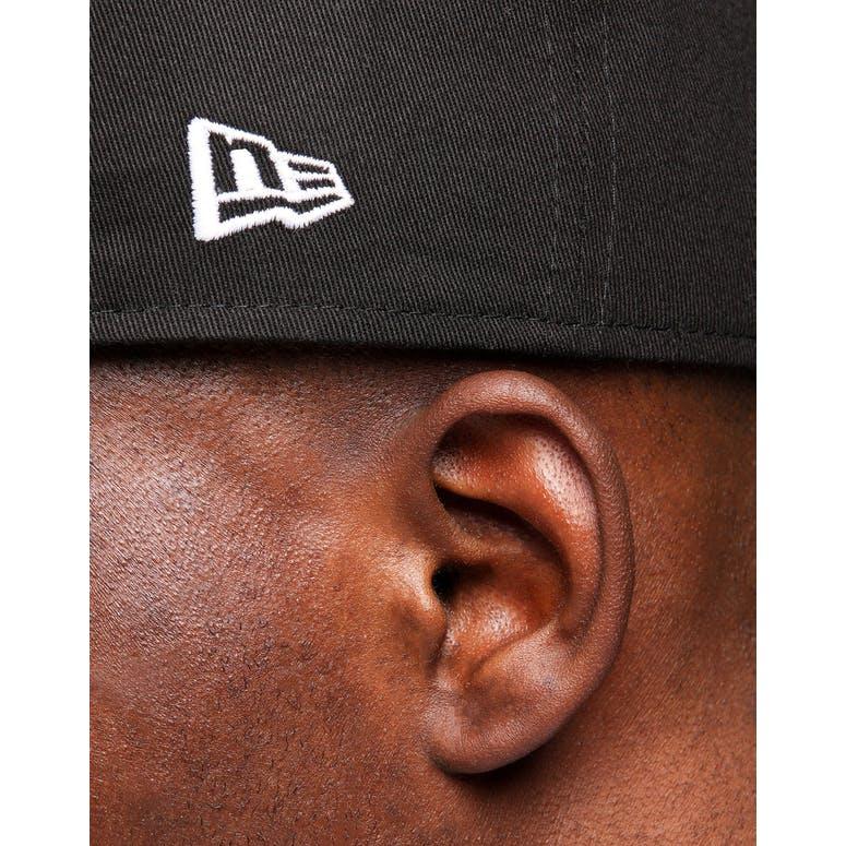 promo code 01afe 88f93 New Era Oakland Athletics 9FORTY K-Frame Snapback Black White
