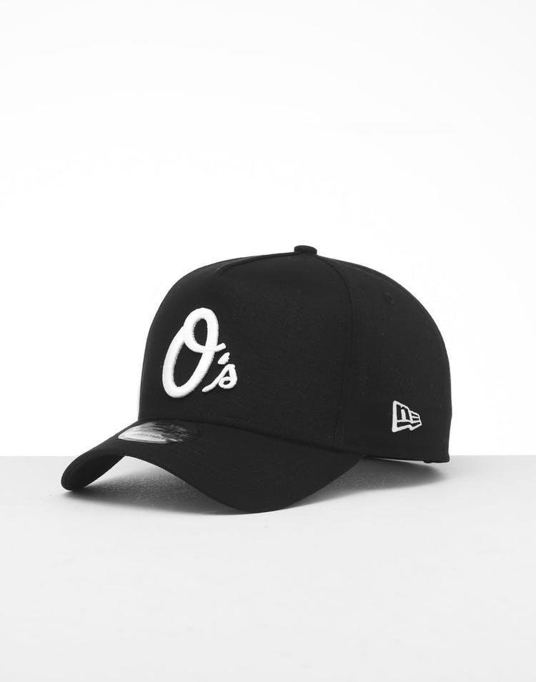 sports shoes faeba 3fad4 New Era Baltimore Orioles 9FORTY K-Frame Snapback Black White – Culture  Kings