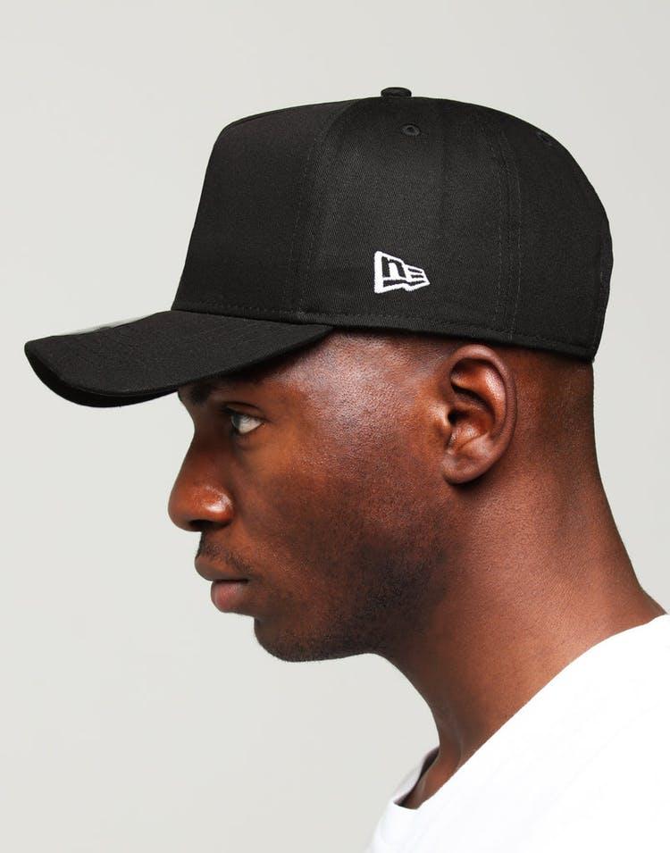 uk availability 7fdea c4236 New Era Baltimore Orioles 9FORTY K-Frame Snapback Black White