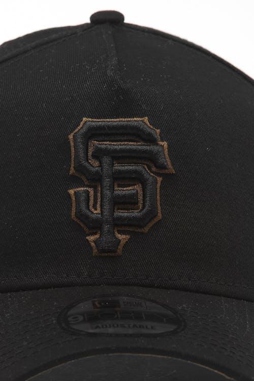 size 40 1e4a0 848ff New Era San Francisco Giants 9FORTY A-Frame Snapback Black Brush Camo