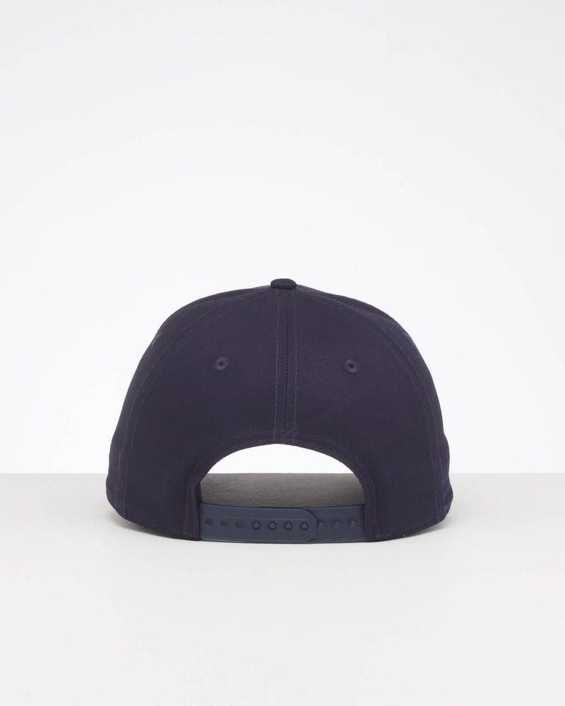 New Era Los Angeles Lakers 9FORTY A-Frame Primary Navy/Royal Pop