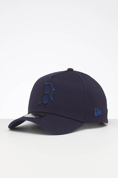 ec9f218e New Era Boston Red Sox 9FORTY A-Frame Primary Navy/Royal Pop ...