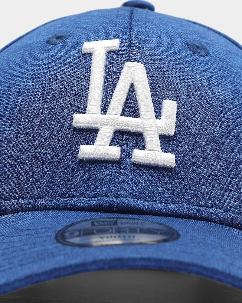 New Era Kids Los Angeles Dodgers 9FORTY Shadow Snapback Light Royal
