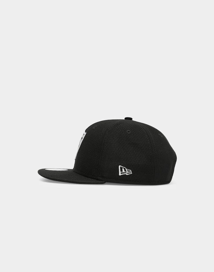New Era Kids Raiders 9FIFTY Hex Era Snapback Black